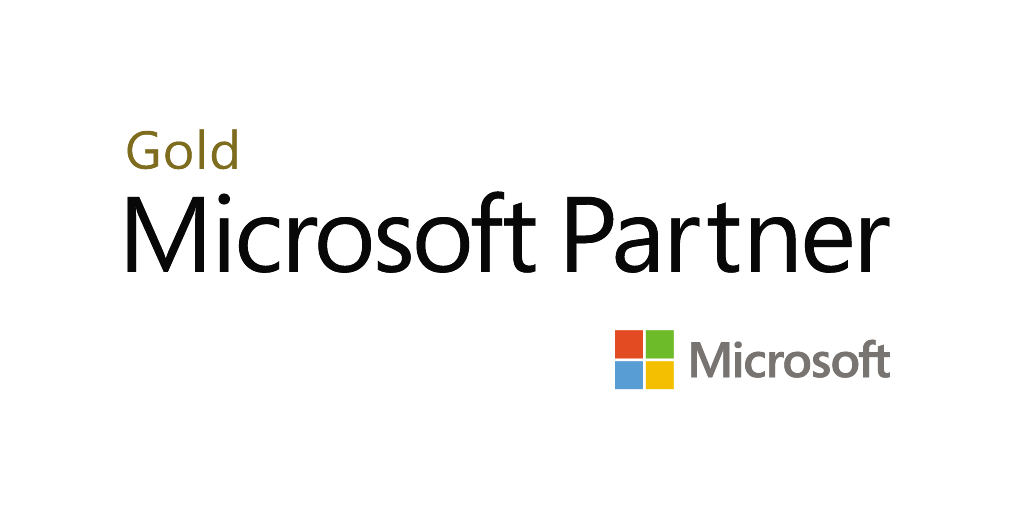 Microsoft Gold Partner Badge